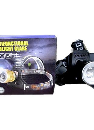 Налобный фонарик Bailong Police BL-T907-T6
