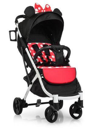 Прогулочная коляска Baby YOGA M 3910-3(аналог Yoya Plus2 ) Минни