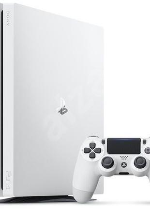 PlayStation 4 Pro 1 TB – White НОВА