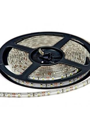 Светодиодная лента влагозащищенная SMD 3528 (60 LED/m) IP65, б...