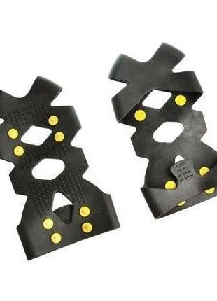 Ледоступы для обуви Non-Slip на 8 шипов - размер M (35-38), ле...