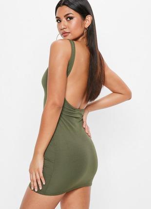 Шикарное короткое платье🔥🔥 /платье с отрытой спиной