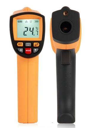 Цифровой термометр (пирометр) Benetech GM1500