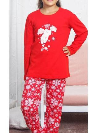 Тёплые пижамы vienetta secret на 9-10, 15-16 лет интерлок