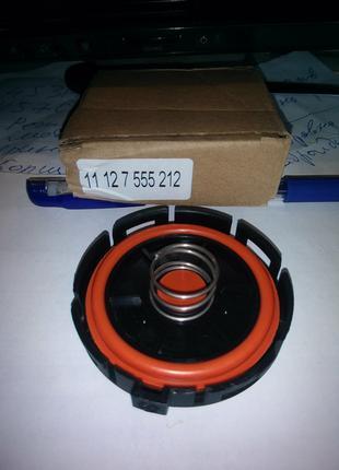 Клапан вентиляции картерных газов 11127555212 BMW Крышка клапанна