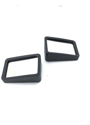 Зеркала вспомогательные наружные угловые. Зеркала для слепых з...