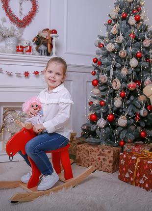 Новогодняя детская и семейная фотосессия