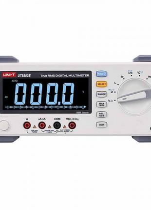 Настольный цифровой мультиметр UNI-T UT8803E