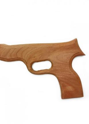 """Игрушечный пистолет """"Магнум 2000"""" 171921y деревянный"""