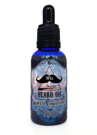 Зимова олія-кондиціонер для бороди «Winter»