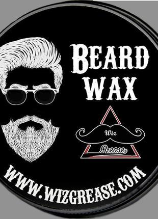 Віск для бороди міцної фіксації