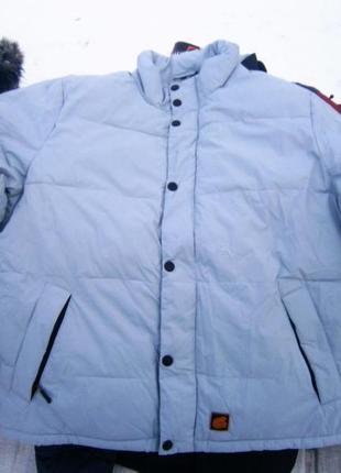 Куртка зимова iguana silver waterproof оригінал safety lock sy...
