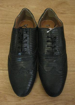 H&m туфли  новые арт.2к + 1500 позиций магазинной одежды