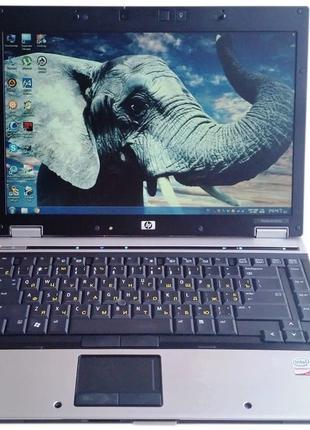 """Ноутбук HP EliteBook 6930p 14"""" HD+ 4GB RAM 250GB HDD"""