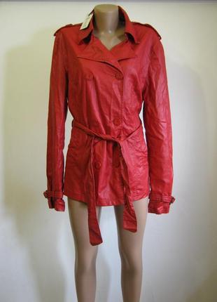 Кожаный плащ colin's (искусственная кожа) + 1000 позиций одежд...