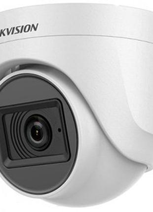 2Мп Turbo HD видеокамера Hikvision с встроенным микрофоном DS-...