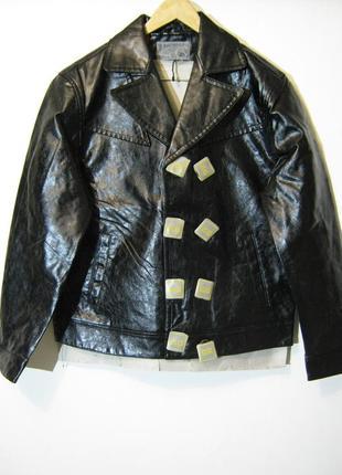 Куртка (искусственная кожа)новая,размеры л - хл -ххл + 1500 по...