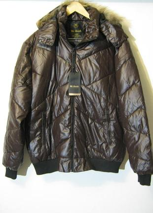 Куртка (искусственная кожа)новая арт.130,размер л - хл  + 1500...