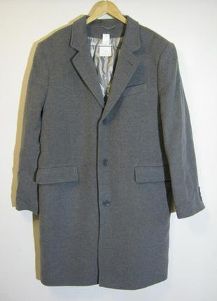 Шерстяное пальто vd one новое арт.790 + 1800 позиций магазинно...