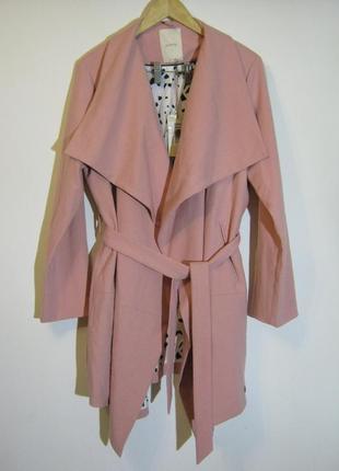 Пальто на запах новое арт.770 + 1800 позиций магазинной одежды