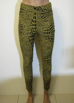 Летние зауженные брюки weekday новые арт.990 + 1800 позиций од...