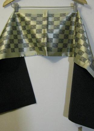 Шелковый шарф классика armandini новый арт.100 + 2000 позиций ...