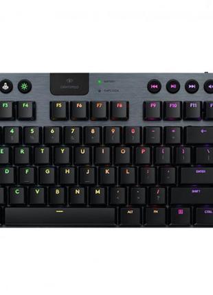 Клавиатура Logitech G915 TKL Lightspeed Wireless RGB Mechanica...