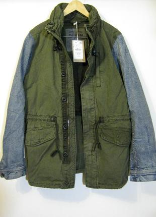 Куртка мужская pull & bear новая арт.6 в + 2000 позиций магази...