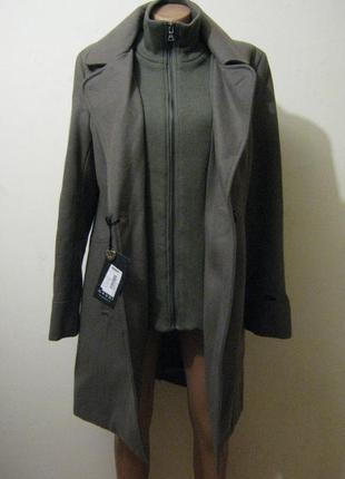 Пальто шерстяное gaudi новое арт.2к + 1500 позиций магазинной ...