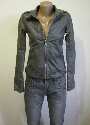 Pull & bear куртки новые (искусственная кожа)арт.3в + 1500 поз...