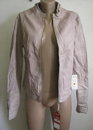 Куртка кожаная аlcott искусственная кожа арт.160 + 1500 позици...