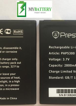 Оригинальный аккумулятор АКБ батарея Prestigio Prestigio PAP53...