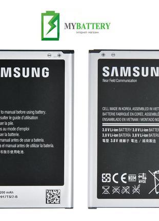 Оригинальный аккумулятор АКБ батарея Samsung Galaxy Note 3 B80...