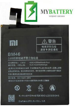 Оригинальный аккумулятор АКБ батарея Xiaomi BM46 для XIAOMI Re...