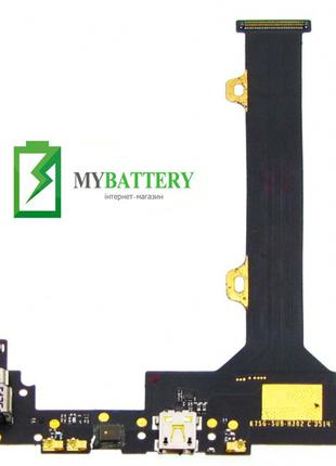 Шлейф (Flat cable) Lenovo K920 Vibe Z2 Pro, с разъемом зарядки...