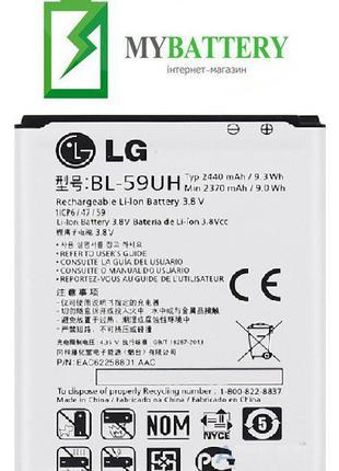 Оригинальный аккумулятор АКБ батарея для LG D618/ D620 Optimus...