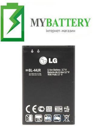 Оригинальный аккумулятор АКБ батарея для LG P940/ SU880/ KU540...