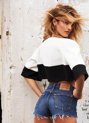 Супер модные джинсовые шорты 💖levis💖 модель 501