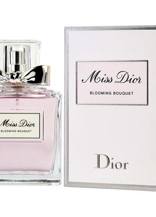 Christian Dior Miss Dior Blooming Bouquet edt 100ml (лиц.)