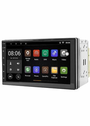 """Автомобильная магнитола 2DIN Lesko 5001A экран 7"""" память 2/32 ..."""