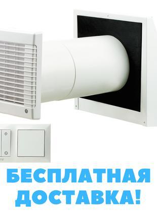 Проветриватель с рекуперацией ВЕНТС Твинфреш (ТвінФреш) РА-50