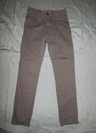 Джинсы брюки штаны на мальчика 12-13 лет