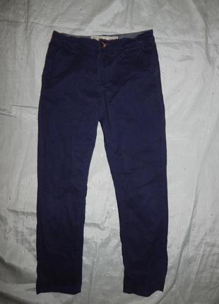 Брюки штаны модные школьные на мальчика slim 11-12 лет