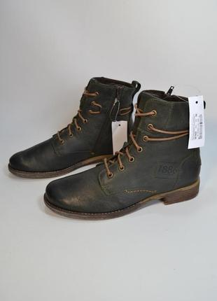 Josef seibel германия оригинал! модные комфортнейшие ботинки н...