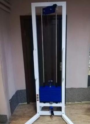 Тренажер бубновского \МТБ-1\. блочная стойка