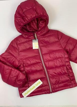 Куртка для девочек примарк