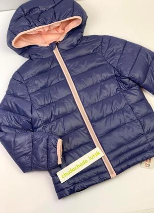 Куртка демисезон примарк. для девочек