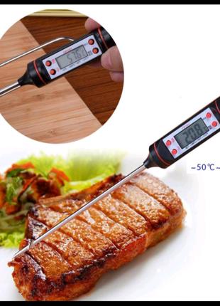 Термометр кухонный для каш смеси выпечки мяса блюд духовки ТР 101