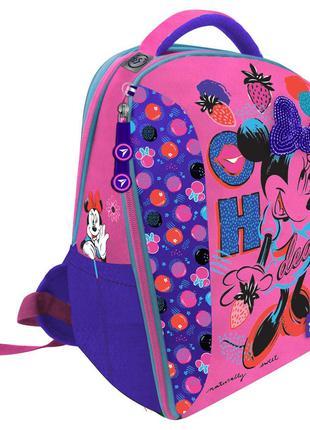 """Рюкзак школьный YES S-57 """"Minnie Mouse"""""""