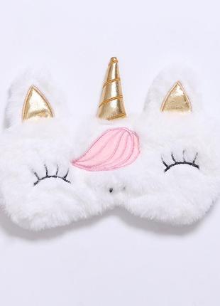 14-96 маска для сна єдиноріг единорог unicorn